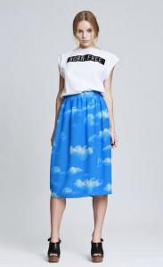 QooQoo Sky High skirt